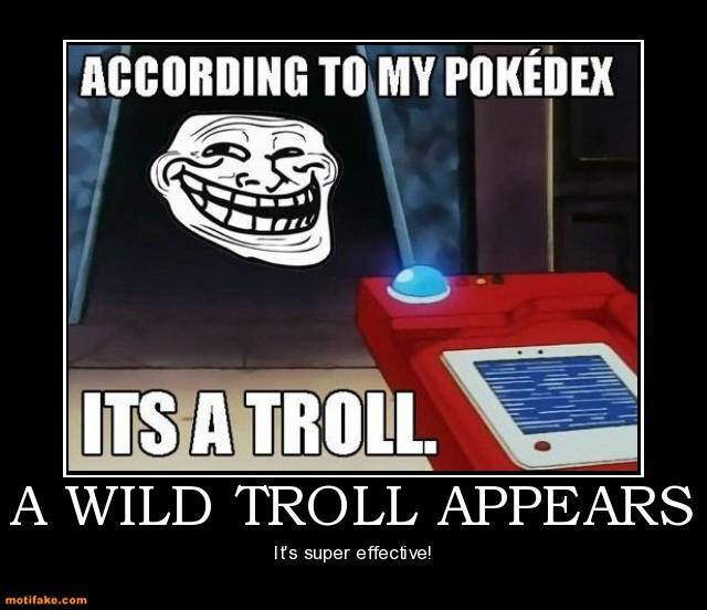 WildTrollAppears