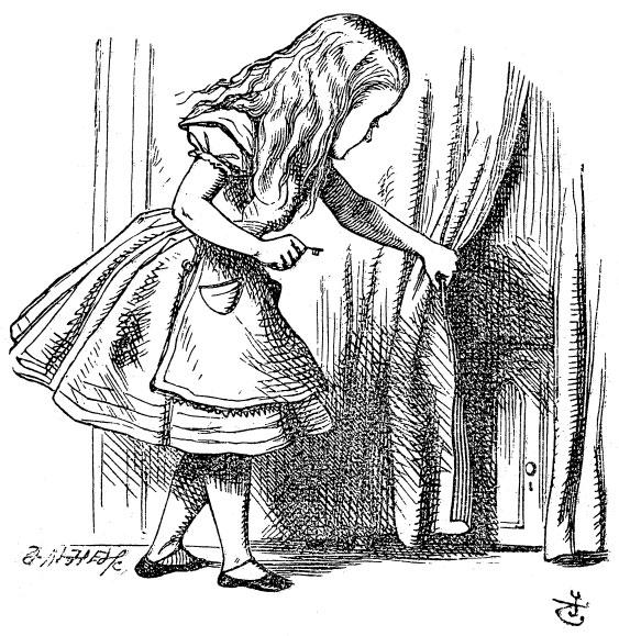 Alice-door